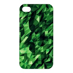 Green Attack Apple Iphone 4/4s Premium Hardshell Case
