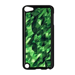 Green Attack Apple Ipod Touch 5 Case (black)