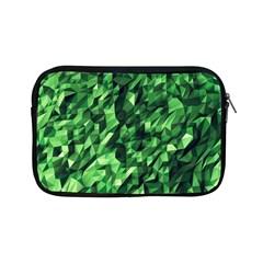 Green Attack Apple Ipad Mini Zipper Cases by Nexatart