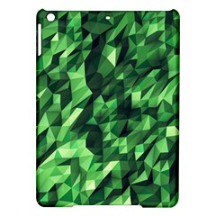 Green Attack Ipad Air Hardshell Cases by Nexatart