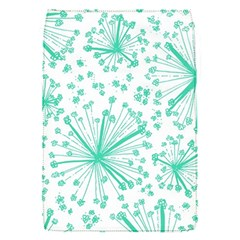 Pattern Floralgreen Flap Covers (s)