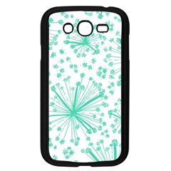 Pattern Floralgreen Samsung Galaxy Grand Duos I9082 Case (black)