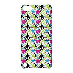 Cool Graffiti Patterns  Apple Ipod Touch 5 Hardshell Case With Stand