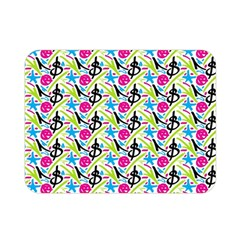Cool Graffiti Patterns  Double Sided Flano Blanket (mini)