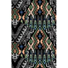 Ethnic Art Pattern 5 5  X 8 5  Notebooks by Nexatart