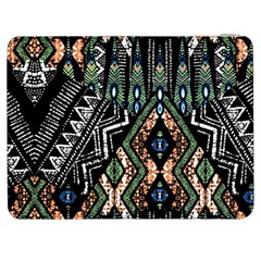 Ethnic Art Pattern Samsung Galaxy Tab 7  P1000 Flip Case
