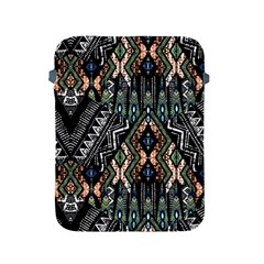 Ethnic Art Pattern Apple Ipad 2/3/4 Protective Soft Cases by Nexatart