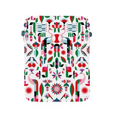 Abstract Peacock Apple Ipad 2/3/4 Protective Soft Cases by Nexatart