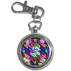 Tropical Jungle Print And Color Trends Key Chain Watches by Nexatart