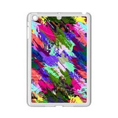 Tropical Jungle Print And Color Trends Ipad Mini 2 Enamel Coated Cases