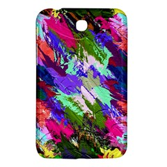 Tropical Jungle Print And Color Trends Samsung Galaxy Tab 3 (7 ) P3200 Hardshell Case