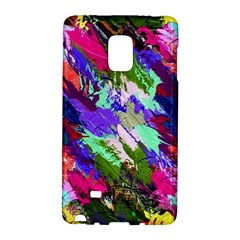 Tropical Jungle Print And Color Trends Galaxy Note Edge by Nexatart