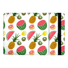 Fruits Pattern Samsung Galaxy Tab Pro 10 1  Flip Case