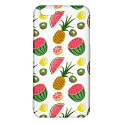 Fruits Pattern Iphone 6 Plus/6s Plus Tpu Case by Nexatart