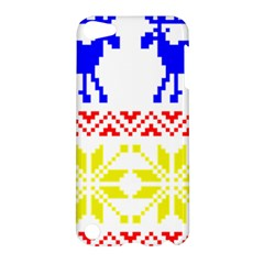 Jacquard With Elks Apple Ipod Touch 5 Hardshell Case by Nexatart