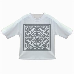 Mosaic Pattern Cyberscooty Museum Pattern Infant/toddler T Shirts