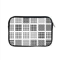 Retro Patterns Apple Macbook Pro 15  Zipper Case