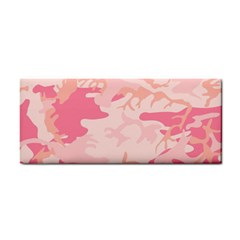 Pink Camo Print Cosmetic Storage Cases