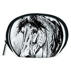 Framed Horse Accessory Pouches (medium)  by Nexatart