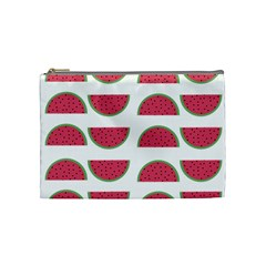 Watermelon Pattern Cosmetic Bag (medium)  by Nexatart