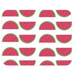 Watermelon Pattern Double Sided Flano Blanket (medium)  by Nexatart