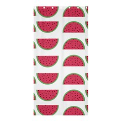 Watermelon Pattern Shower Curtain 36  X 72  (stall)  by Nexatart