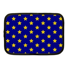 Star Pattern Netbook Case (medium)  by Nexatart
