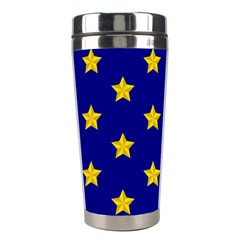 Star Pattern Stainless Steel Travel Tumblers by Nexatart