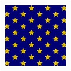 Star Pattern Medium Glasses Cloth (2 Side) by Nexatart