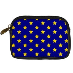 Star Pattern Digital Camera Cases by Nexatart