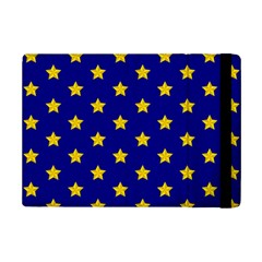 Star Pattern Ipad Mini 2 Flip Cases by Nexatart