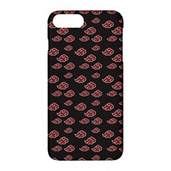 Cloud Red Brown Apple Iphone 7 Plus Hardshell Case by Mariart