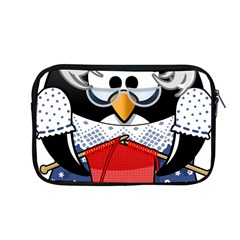 Grandma Penguin Apple Macbook Pro 13  Zipper Case by Nexatart