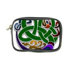 Celtic Ornament Coin Purse by Nexatart