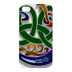 Celtic Ornament Apple Iphone 4/4s Premium Hardshell Case