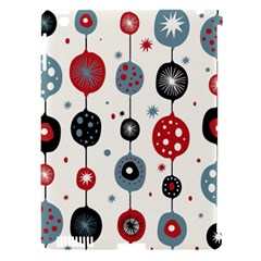 Retro Ornament Pattern Apple Ipad 3/4 Hardshell Case (compatible With Smart Cover) by Nexatart