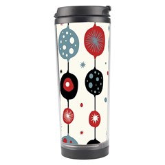 Retro Ornament Pattern Travel Tumbler
