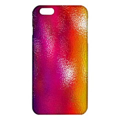 Color Glass Rainbow Green Yellow Gold Pink Purple Red Blue Iphone 6 Plus/6s Plus Tpu Case by Mariart