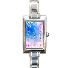 Horoscope Compatibility Love Romance Star Signs Zodiac Rectangle Italian Charm Watch by Mariart