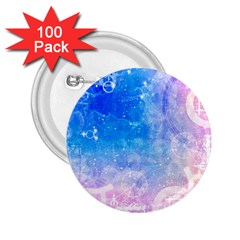 Horoscope Compatibility Love Romance Star Signs Zodiac 2 25  Buttons (100 Pack)