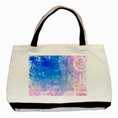 Horoscope Compatibility Love Romance Star Signs Zodiac Basic Tote Bag (two Sides) by Mariart