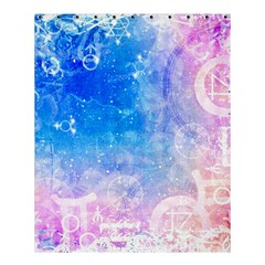 Horoscope Compatibility Love Romance Star Signs Zodiac Shower Curtain 60  X 72  (medium)  by Mariart