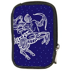Sagitarius Zodiac Star Compact Camera Cases by Mariart
