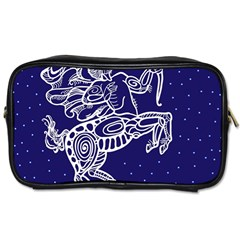 Sagitarius Zodiac Star Toiletries Bags