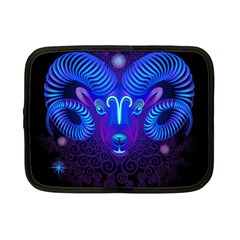 Sign Aries Zodiac Netbook Case (small)  by Mariart