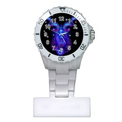 Sign Capricorn Zodiac Plastic Nurses Watch