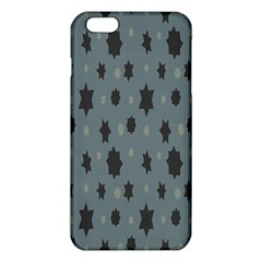 Star Space Black Grey Blue Sky Iphone 6 Plus/6s Plus Tpu Case by Mariart