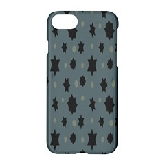 Star Space Black Grey Blue Sky Apple Iphone 7 Hardshell Case