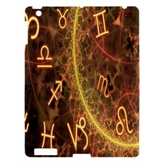 Romance Zodiac Star Space Apple Ipad 3/4 Hardshell Case by Mariart