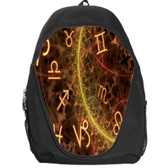 Romance Zodiac Star Space Backpack Bag by Mariart
